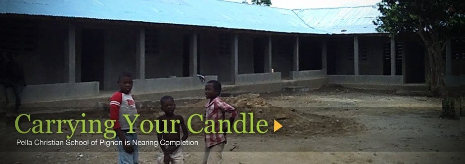 Carrying Your Candle