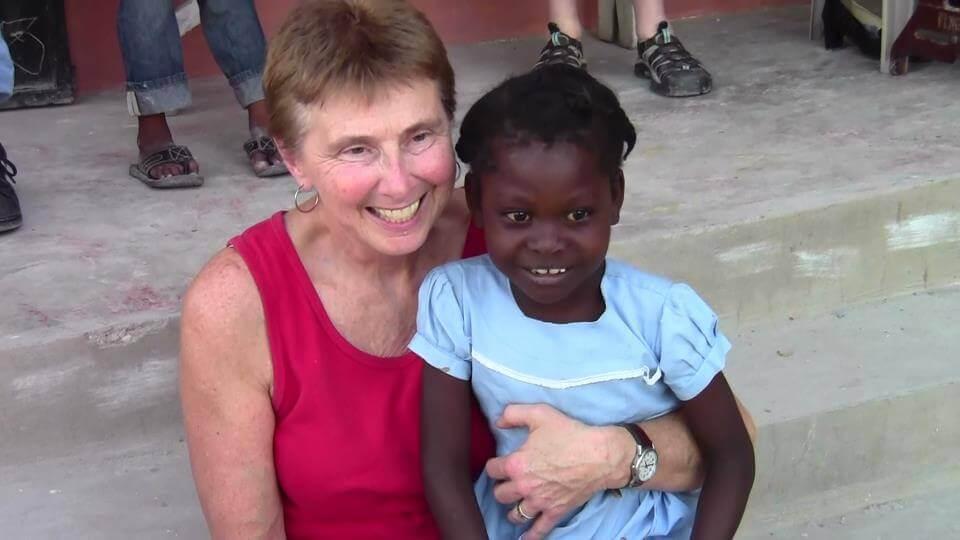 Child & Sponsor: A Memorable Meeting