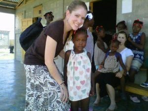Visiting the Nearby Orphanage