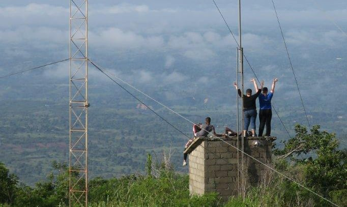 CRC Senior High Youth Group: Experiencing Haiti