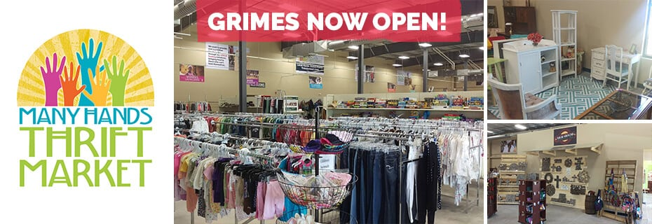 Grimes Store Now Open!