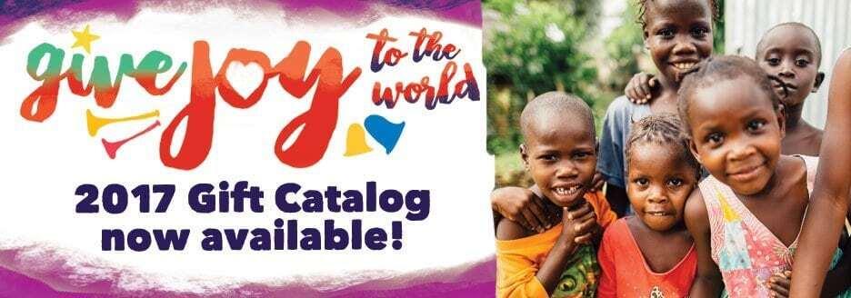 gift catalog slider image.