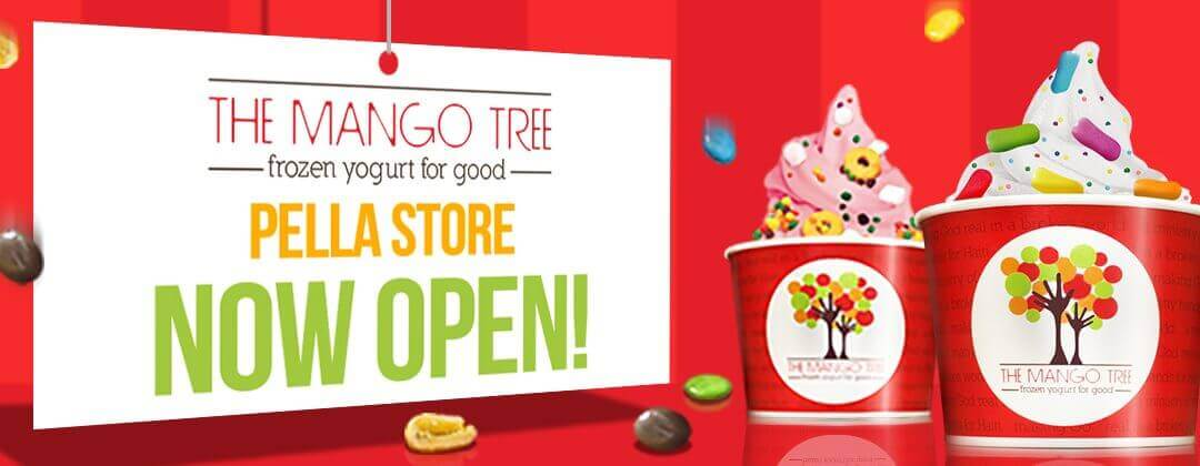 Mango Tree Frozen Yogurt