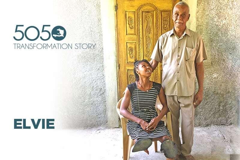 Elvie – 5050 Transformation Story