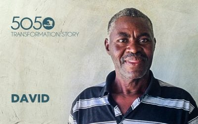 David – 5050 Transformation Story