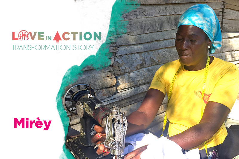Mirèy – Love in Action Story
