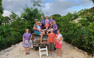 Des Moines Team – How to Stay Cool in Haiti