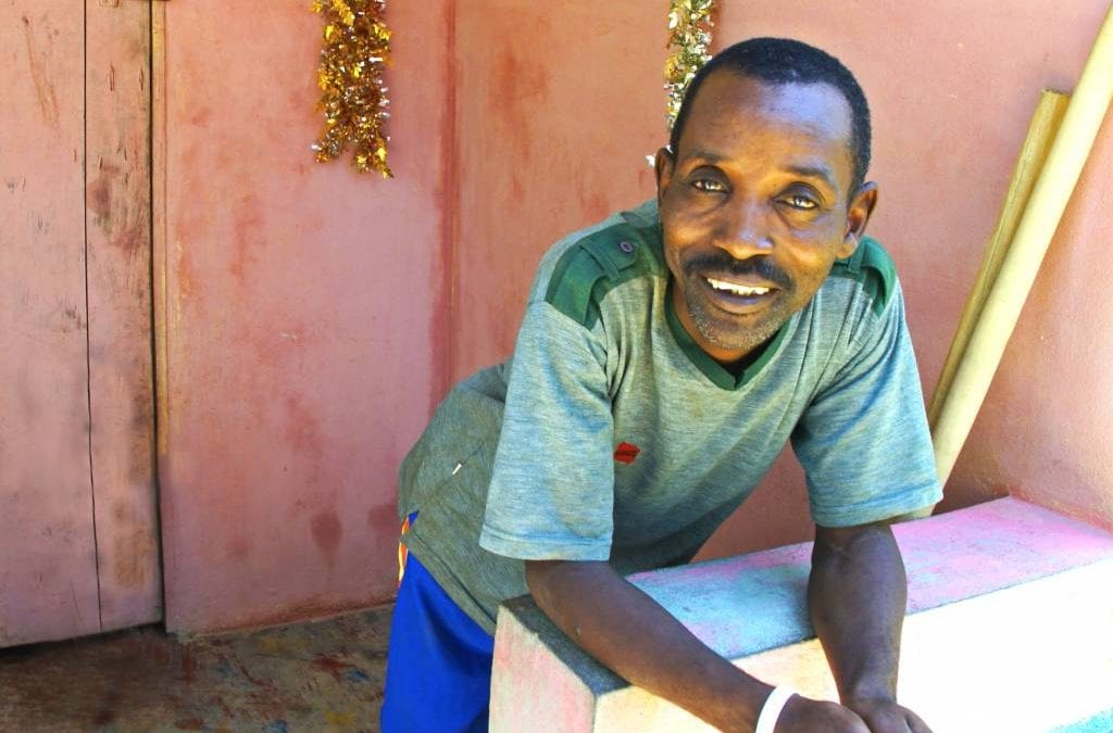 Elince – Equipped to Lead in His Community