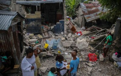Special Update: 2021 Haiti Earthquake